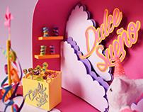 Dulce Sueño - Paper Toy
