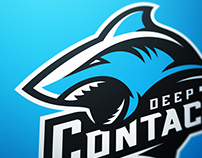 Deep Contact Shark eSports Logo
