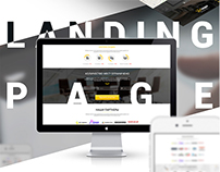 4leader Landing page