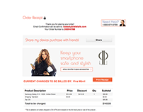 LetsTalk Brands: UI Design