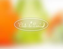 Clair de Lune Website