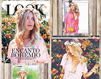 COVER & EDITORIAL LOOK Magazine 117.
