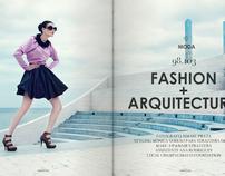 Fashion + Architecture