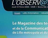 CCI Grand Lille - L'observatoire des TIC