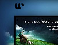 Wokine - Voeux 2009