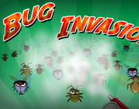 Bug Invasion Games