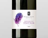 Matakana Estate Concept Labels