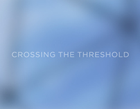 Crossing the Threshold website and book cover