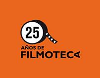 25 años de filmoteca