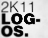 2K11 Logos