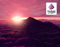 Purple Mountains for Bauberg Gruppe
