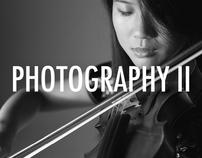 PHOTOGRAPHY II