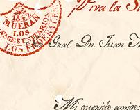 Diseño tipográfico - Font design