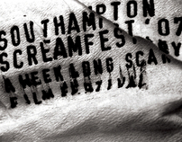 Southampton screamfest poster
