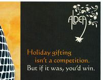 Aldea Home/Print Campaigns