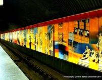 The Metropolitan Railway-Budapest,Hungary 2011