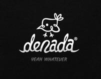 DENADA - Branding, Productdesign etc.
