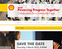 Shell Powering Progress Together 2016