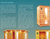 Brochure Linea de Lujo