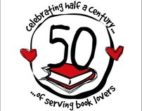 Liberty Books 50 years campaign