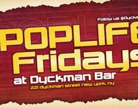 Dyckman Bar (Flyers)