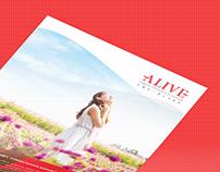 Alive - Rebranding