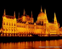 The Parliament-Budapest,Hungary