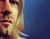 Illustration: Kurt Cobain