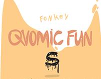 Qvomic Fun Font