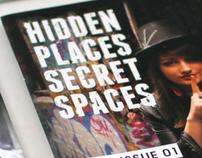 Hidden Places Secret Spaces