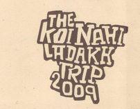 Visual Travel Diary- Ladakh 2009