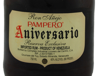 Anniversario Rum