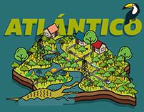 Portafolio Atlántico | GIZ - CAR -  Min. Ambiente