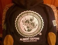 New Albert Gefoni Custom Designer garments