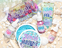 2018 Perfectly Posh Summer Product Packaging