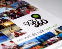 Gap 360 - Branding