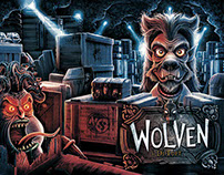 WOLVEN: BAD WOLF RISING