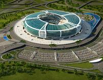 Baku Olympic Stadium (TOCA)