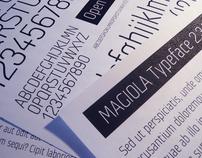 MAGIOLA Typeface