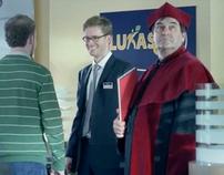 LUKAS BANK Profesor