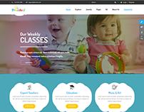 Preschool - Responsive Education Joomla Template