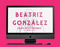 Beatriz González: voces de la memoria