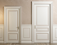 Door - Deco Room - Oaklend