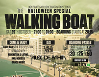 The Walking Boat