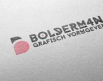 New bolderm4n logo