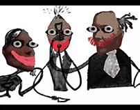 Unbearable toast & Ugly people | The Aniamtion