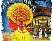 Journey to the Culture and tradition of Kerala