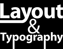 Layout & typography