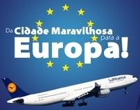 Submarino Viagens - Promoção Lufthansa