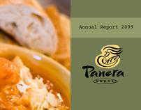 ANNUAL REPORT: PANERA BREAD